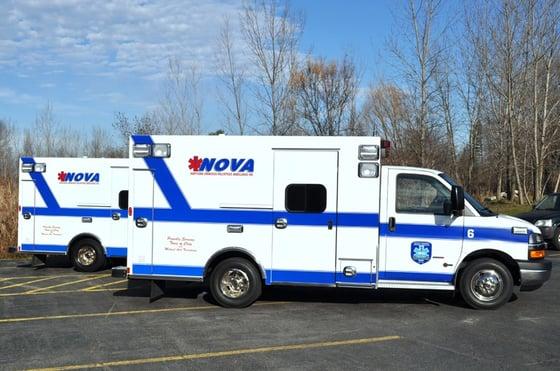 NOVA Braun Express Ambulance