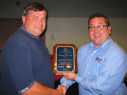 Bill Rise -  2011 EMT of the Year