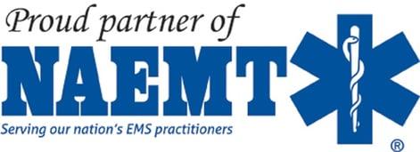 NAEMT corporate partner logo