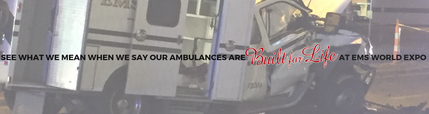 Braun Ambulances to Display Four Units at EMS World Expo 2018