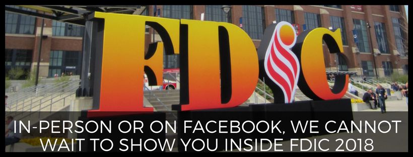Braun Ambulances at FDIC 2018 in person and on Facebook!