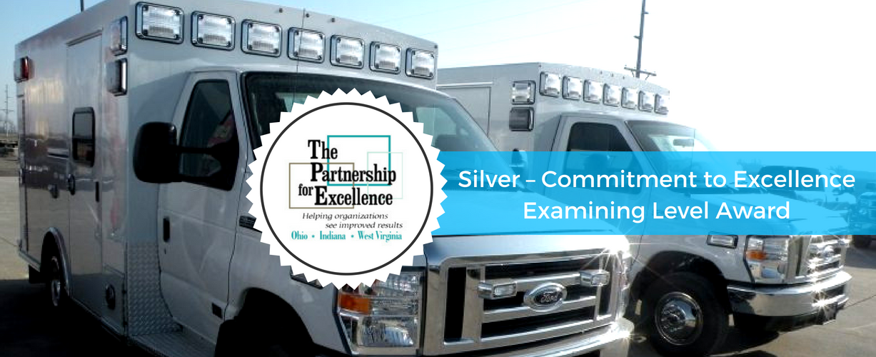 Building Ambulances and Seeking Excellence