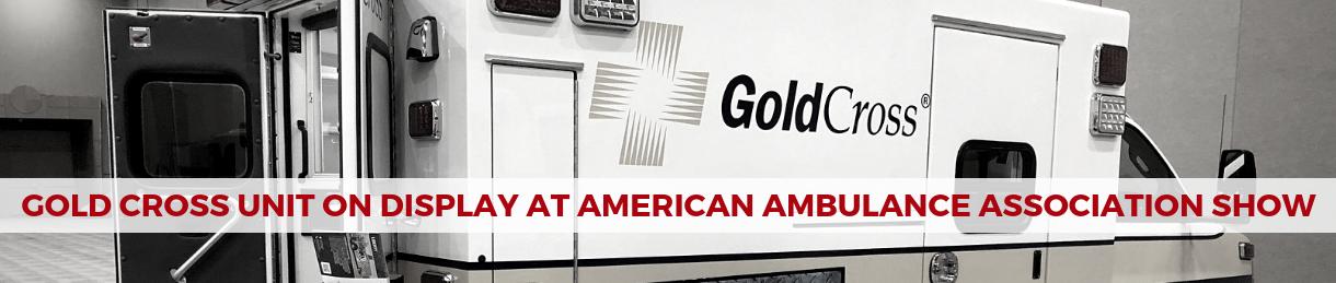 Braun Ambulances to Display Unit at 2018 American Ambulance Association Show