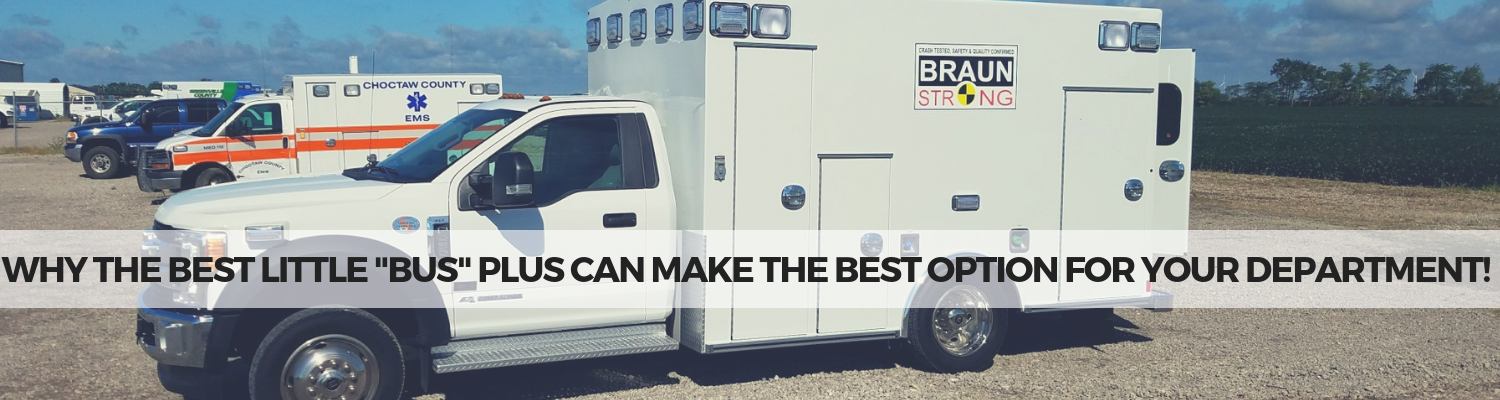 The Braun Express Plus Is A Great Type I Ambulance Option